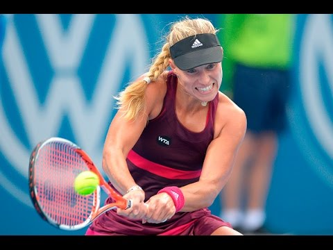 2015 Apia International Sydney Day 3 WTA Highlights