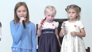 Жители рая | Детское христианское пение | Адвентисты Седьмого Дня г. Подольск