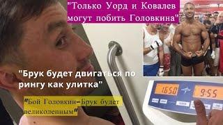 Новости бокса «Только Уорд и Ковалёв могут побить Головкина».