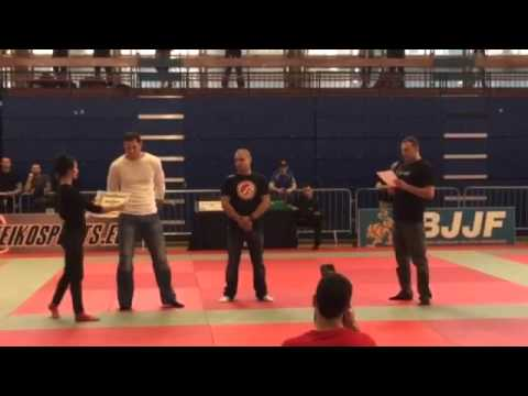 IBJJF - Homage to professors Roger Gracie & Chico Mendes