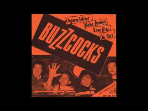 Buzzcocks- Gifts of Love EP (Live In NYC 1979)