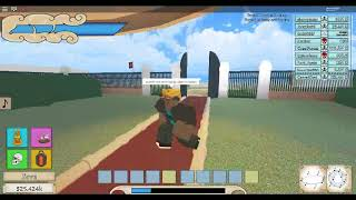 Roblox one piece final chapter I FOUND A DF!!! OX