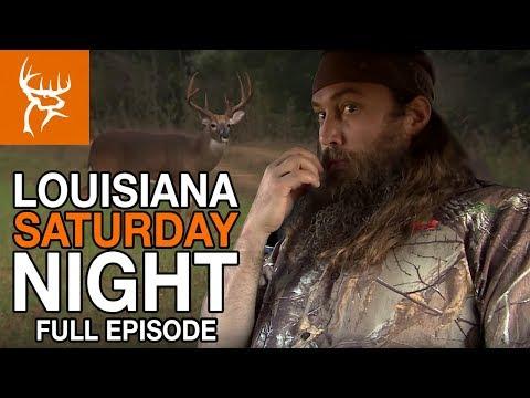 The Buckmen Hunt in Olla - FULL episode