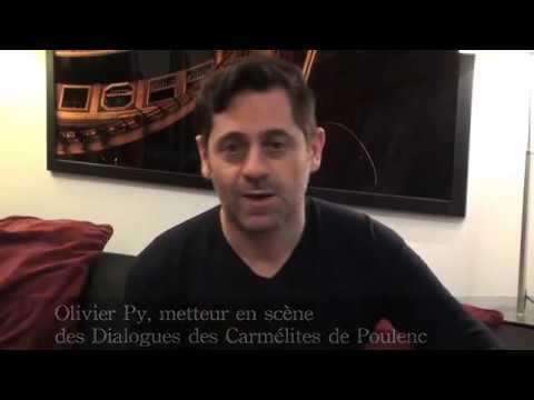Soirée Cabaret ! Olivier Py and Friends - Et Le