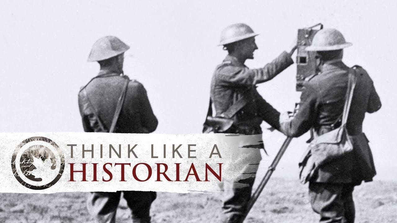 Think Like a Historian : Vimy in Pictures