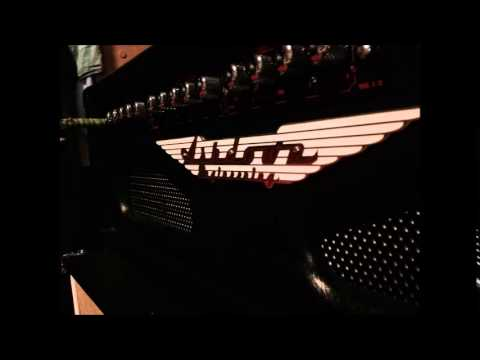 Ashdown Fallen Angel 60 DSP Head dirty sound clip