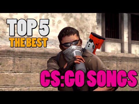 TOP 5 (THE BEST) CS:GO SONGS!