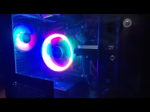 Кулер Aerocool Frost 8 FRGB Molex