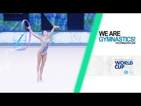 2018 Tashkent Rhythmic Gymnastics World Cup Highlights