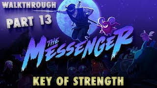 The Messenger All Music Notes Part 2: Key of Strength, Astral Seed, Astral Tea Leaves - 100% Part 13
