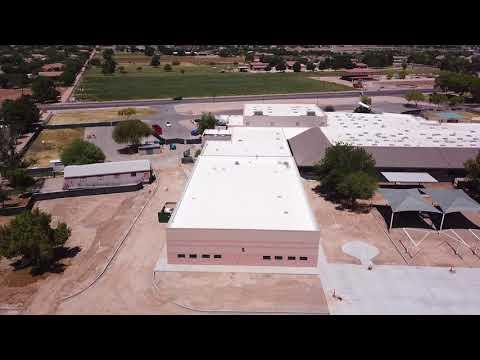 Desert Mountain Elementary School- Fly Over Trip 6 | CDP Commercial Photography, Gilbert, AZ