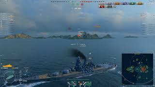 Yamato 7 kills 268 k dmg