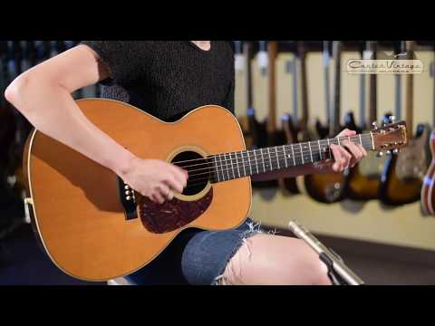 1938 Martin 000-28 played by Molly Tuttle