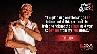 On The Ground: Tshego On His Upcoming Work x #FillUpOrlandoStadium