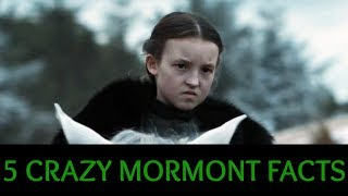 5 Crazy Mormont Facts You Might Not Know!
