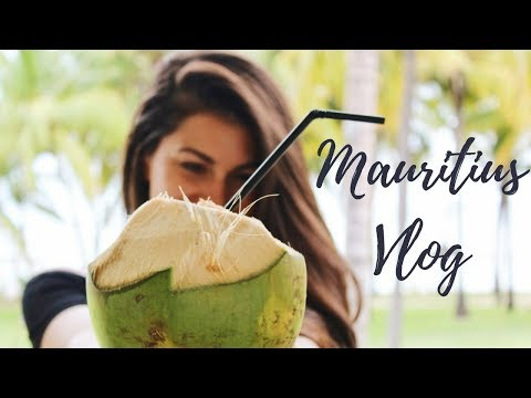 MAURITIUS TRAVEL VLOG  | 2017 | HONEYMOON