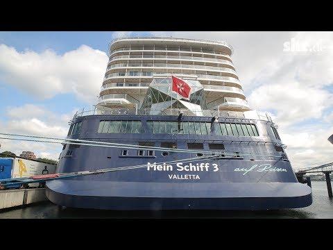 Europas modernste Einrichtung für Schiffsabwasser in Kiel eingeweiht