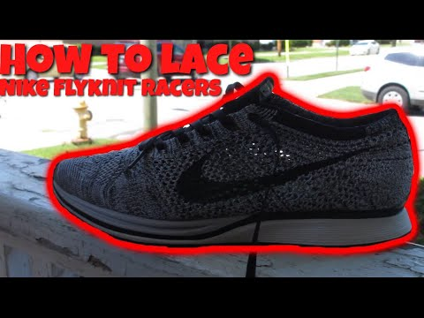 Come Racers Nike pizzo Youtube Flyknit arF6avWqU