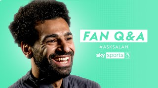 Who is FASTER, Mo Salah or Sadio Mane? ⚡ | Fan Q&A with Mohamed Salah