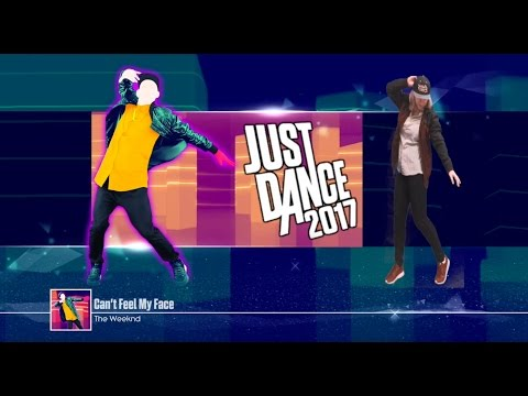 Just Dance 2017  Cant Feel My Face The Weeknd  Superstar Gameplay  XBOX e
