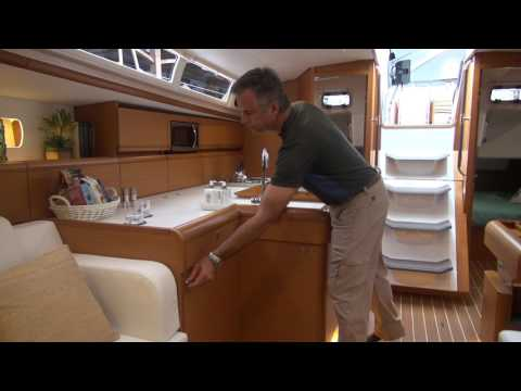 Jeanneau Sun Odyssey 519 with Scott Rocknak