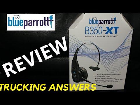 BlueParrott B350-XT Review