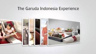 Garuda Indonesia - 2013 Corporate Profile Video