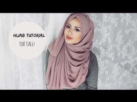 Easy Hijab Styles for Fall! | Hijab Tutorial | Hijabhills