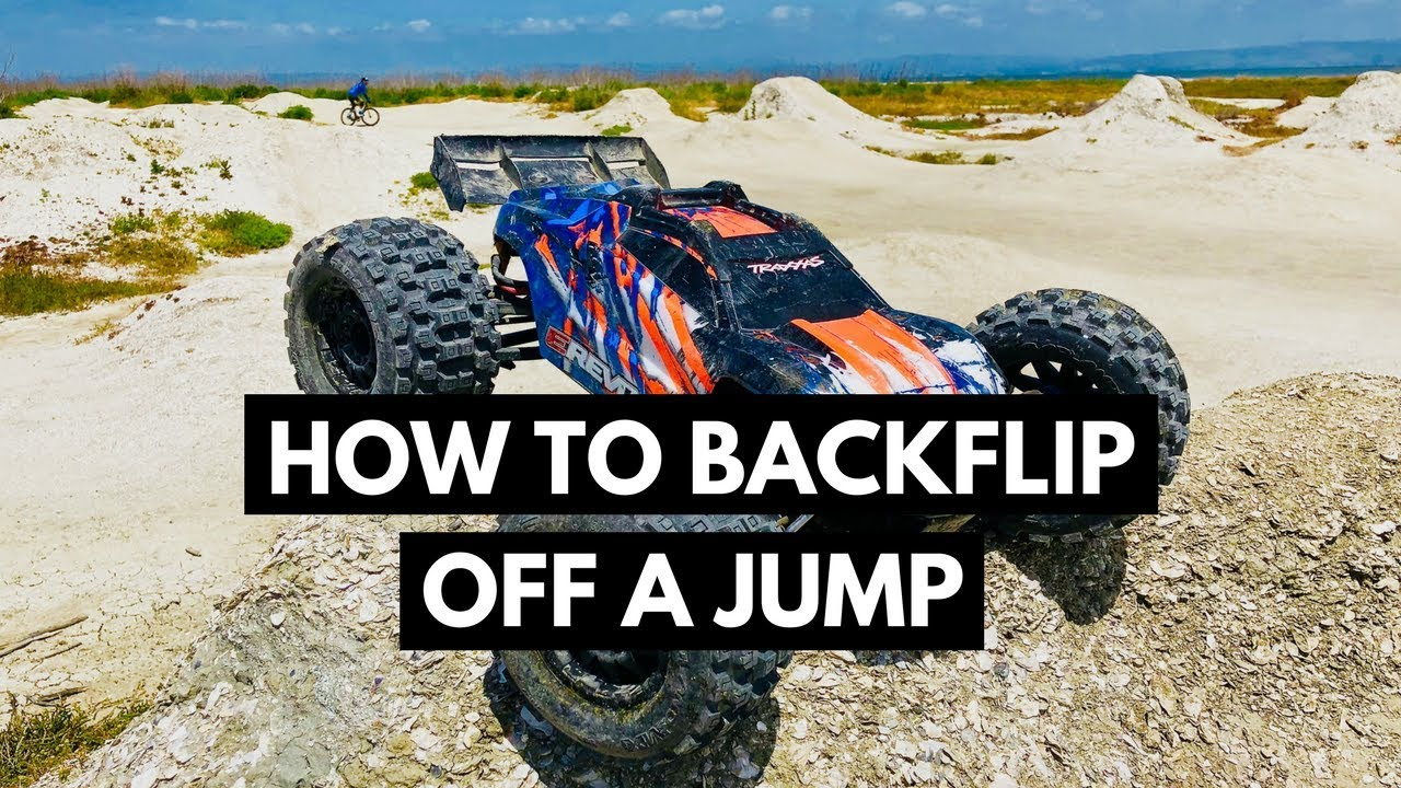 How To Do A Backflip With A Rc Car Step By Step Guide