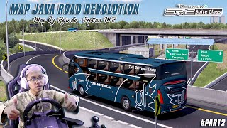 Map Jakarta Paling Real feat Shantika Suite Class MAYBACH #part2​ || Map Java Road Revolution