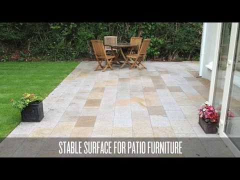 Yellow Granite Paving (HG682MCBHPAV3060)