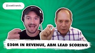CEO of LeadCrunch, Olin Hyde: LeadCrunch Hits $20m in revenues For ABM Lead Scoring