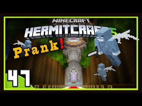 HermitCraft Season 5: Grand Opening Of The Vex Cathedral   (Minecraft 1.12)