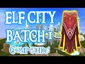 Elf City Batch 1 - Comp Cape Requirements Guide!