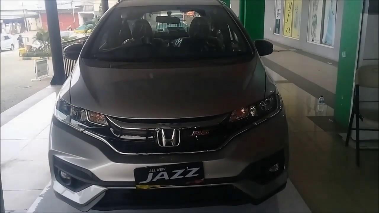 60 Gambar Mobil Honda Jazz Warna Silver HD Terbaik
