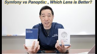 Symfony vs Panoptix.  Which is the BEST Lens for Cataract and Premium Lens Replacement Surgery?