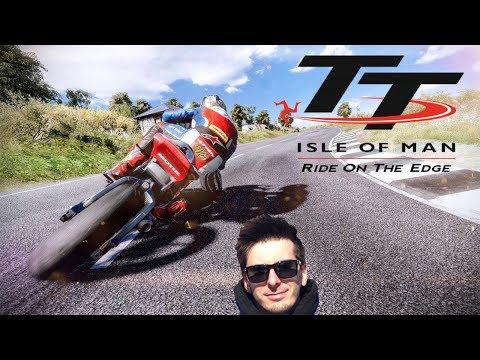 300 Km/h per la campagna! - TT Isle Of Man: Ride on the Edge