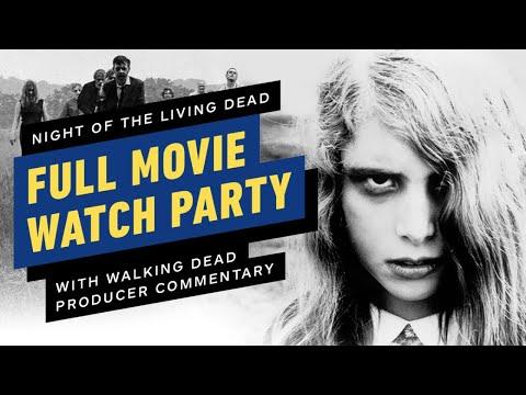 Watch Night Of The Living Dead W/ The Walking Dead EP Greg Nicotero