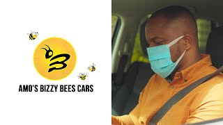 Amo's Bizzy Bees Cars | Covid-19 Ready
