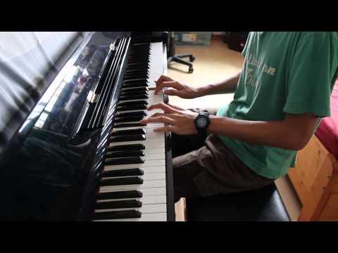 Namida no regret piano cover