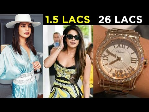 Cannes 2019 | Priyanka Chopra HIGHLY EXPENSIVE Look With Nick Jonas