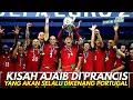 Memori Heroik Ketika Portugal Berhasil Menjuarai Euro 2016