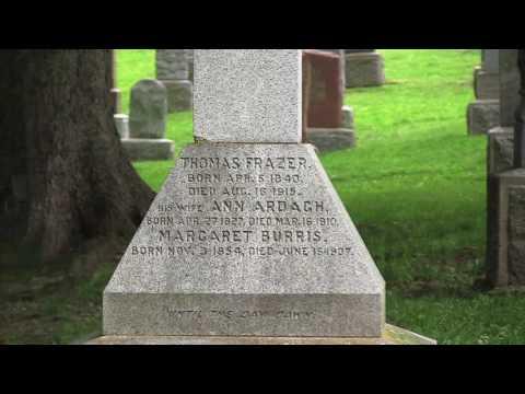 London, Ontario's Woodland Cemetery Celebrates Canada 150