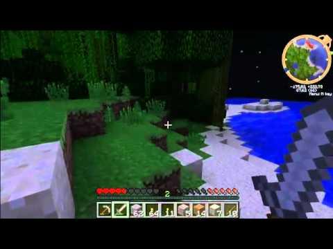Minecraft com Mod Mo'Mobs & Ores - Episódio 2 ''Me fudi legal!''