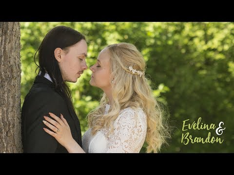 Evelina and Brandon Wedding Video | Vårgårda, Sweden