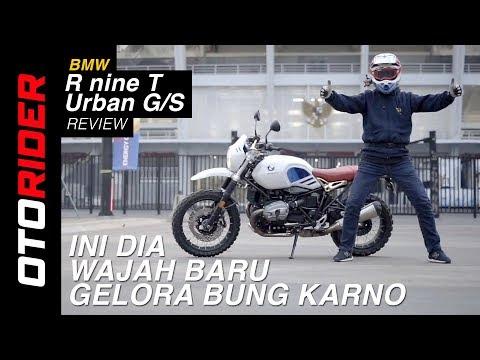 Riding Di GBK Naik Motor Ganteng R Nine T Urban G/S | OtoRider Support For Asian Games 2018