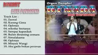 Dangdut Panggung Live Full Album DI Nada