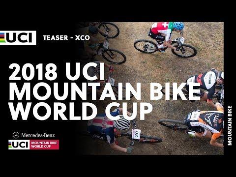 2018 Mercedes-Benz UCI Mountain bike World Cup - XCO Teaser