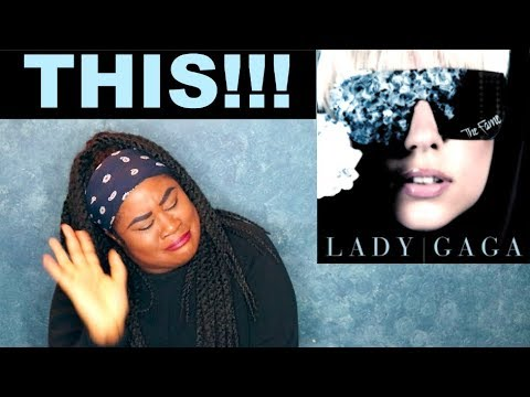 Lady Gaga  - The Fame Album |REACTION|
