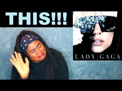 Lady Gaga  - The Fame Album |REACTION|